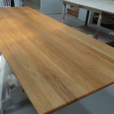 Danish Oiled Dining Table