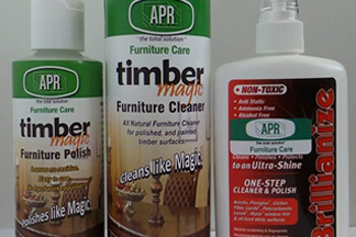 APR'S FURNITURE CARE PRODUCTS