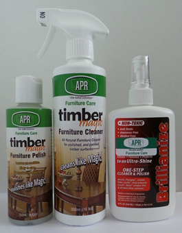 Premium Timber Care Products